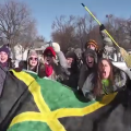 Jamaica (Kroske) Wins Campus Winter Olympics