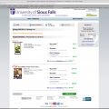 USF Virtual bookstore