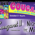 USF Theater Presents Cougaret II – A Night at The Movies