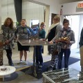 USF Art Students Participate in ReStorAtion Art Auction